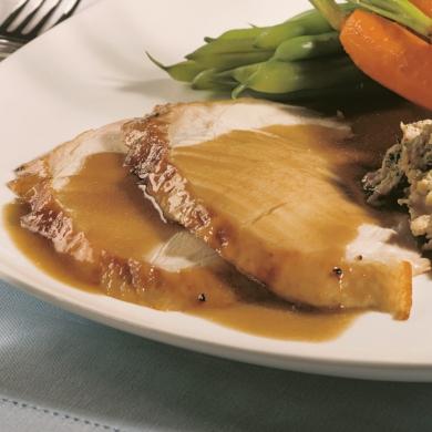 Sauce d 39 accompagnement pour la dinde farcie recettes for Accompagnement cuisine