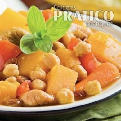 Tajine de l gumes et de fruits s ch s la mijoteuse - Cuisine a la mijoteuse ...