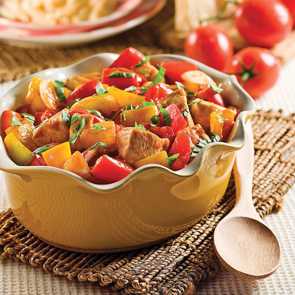 Casserole l 39 italienne recettes cuisine et nutrition for Cuisine a l italienne