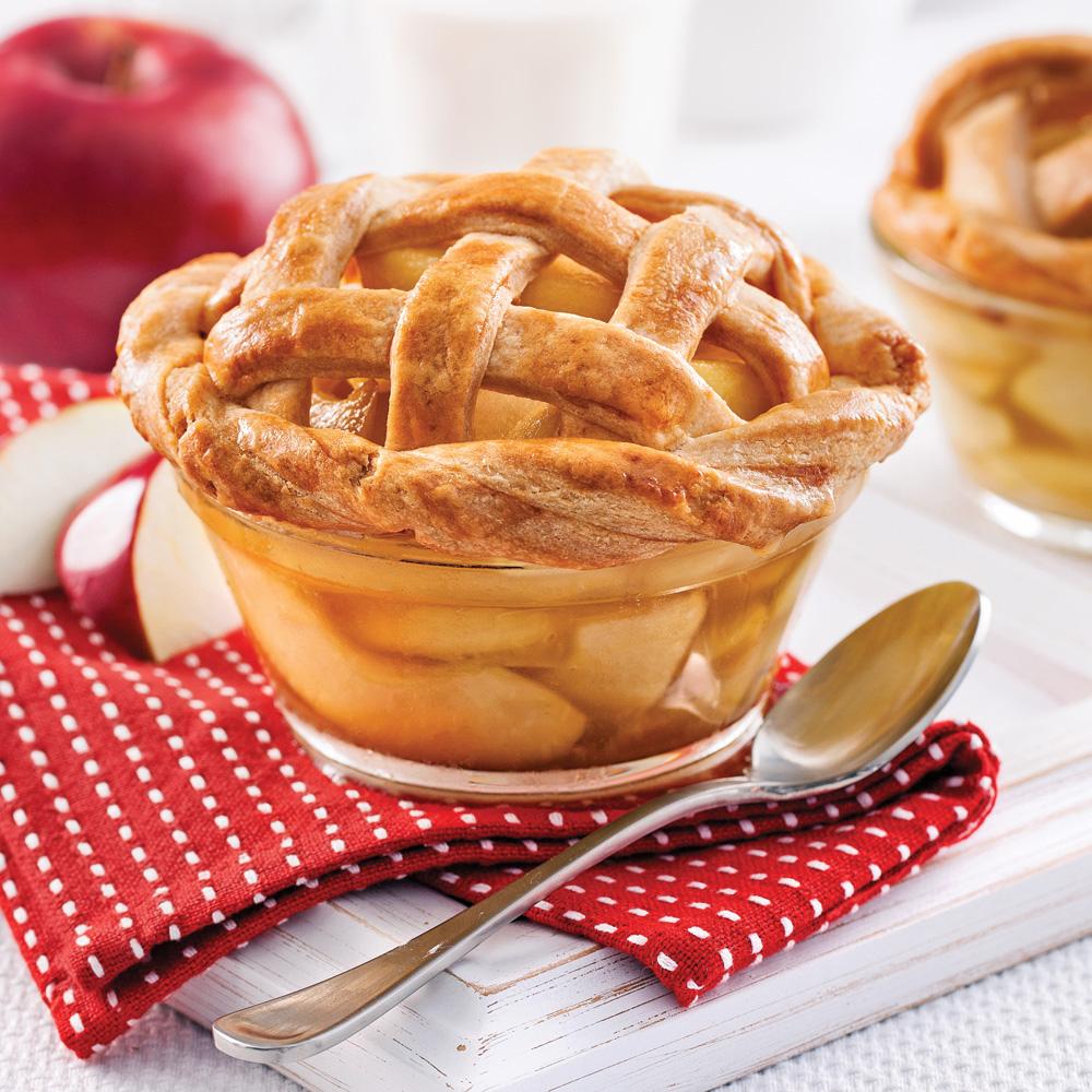 tartelettes pommes et rable recettes cuisine et nutrition pratico pratique. Black Bedroom Furniture Sets. Home Design Ideas