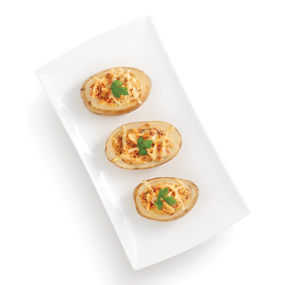 Pommes De Terre Farcies Recettes Cuisine Et Nutrition