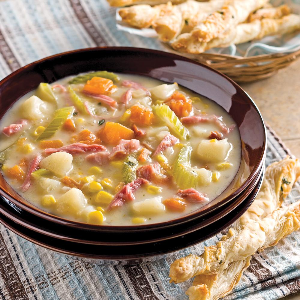 Chaudr e d 39 automne recettes cuisine et nutrition - Plat d automne cuisine ...