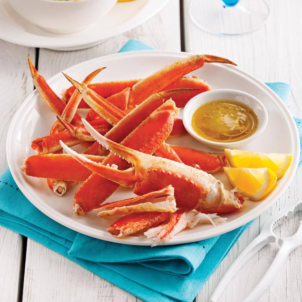 assiette de crabe des neiges recettes cuisine et nutrition pratico pratique. Black Bedroom Furniture Sets. Home Design Ideas