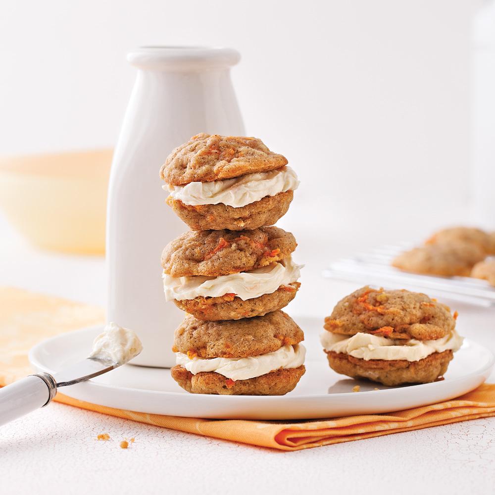 Biscuits g teau aux carottes recettes cuisine et nutrition pratico pratique - Recette gateau aux carottes ...