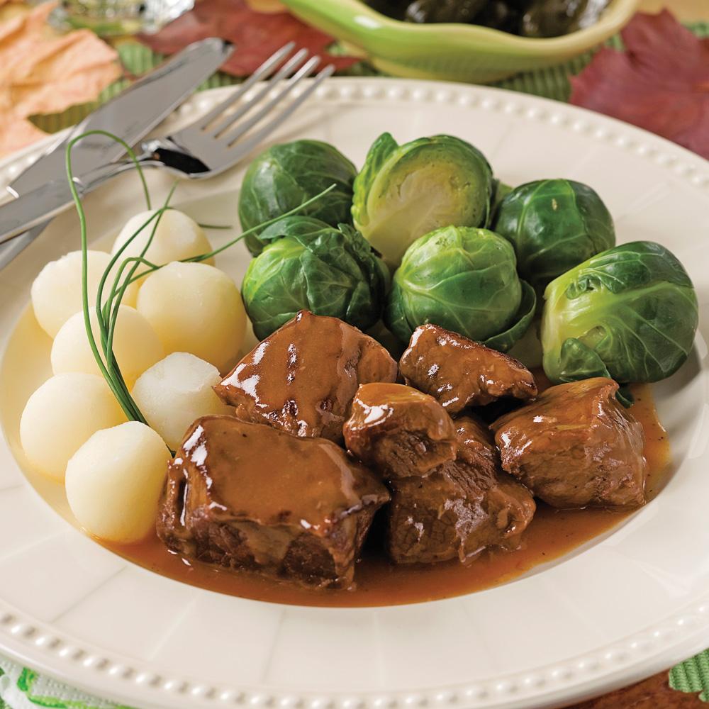 boeuf au sirop d 39 rable recettes cuisine et nutrition pratico pratique. Black Bedroom Furniture Sets. Home Design Ideas