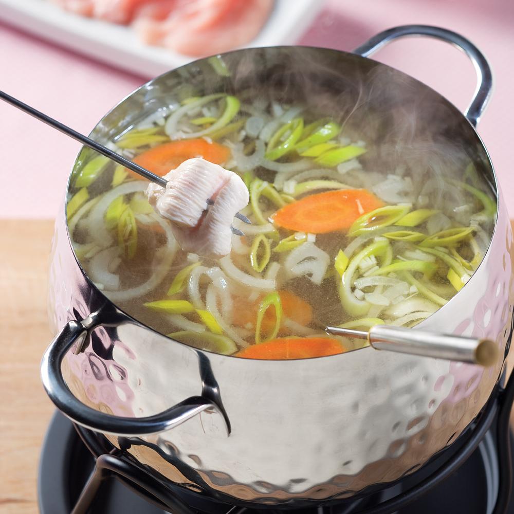 Bouillon pour fondue au poireau et vin blanc recettes - Cuisine lapin au vin blanc ...