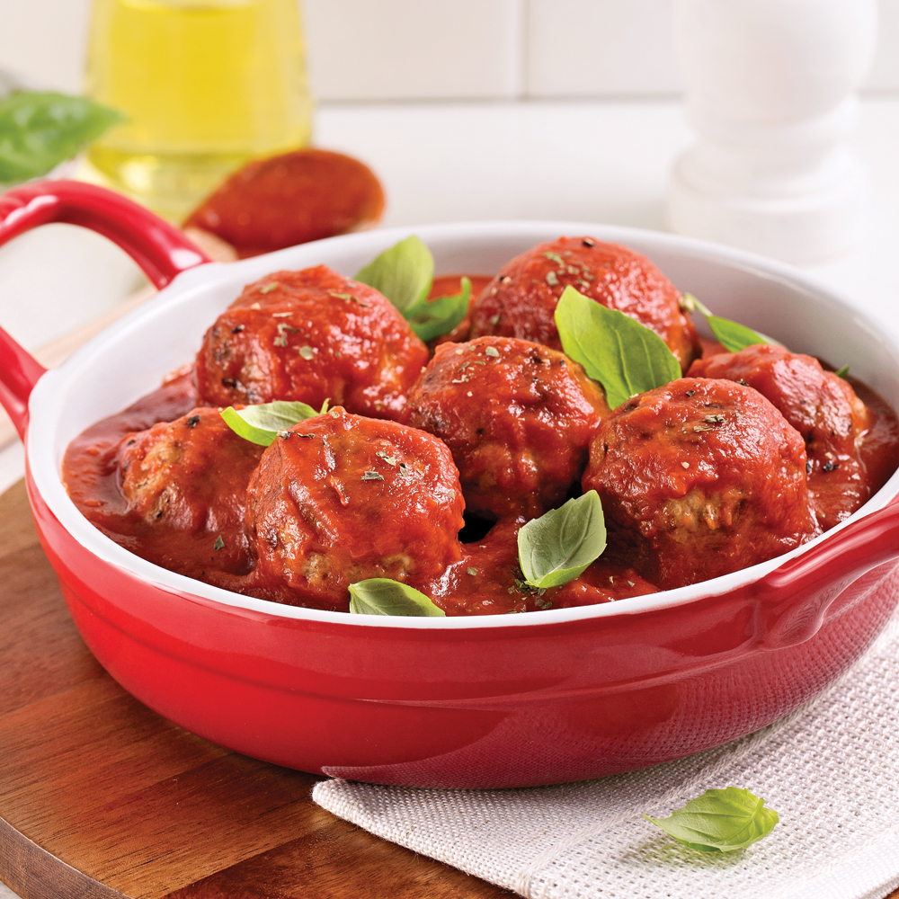Boulettes farcies au fromage sauce tomate recettes for Sauce tomate cuisinee