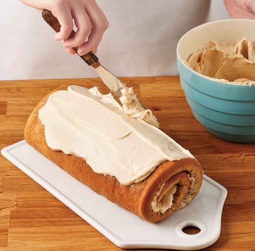 En tapes la b che de no l parfaite en tapes cuisine et nutrition pratico pratique - Petit plat en equilibre buche de noel ...