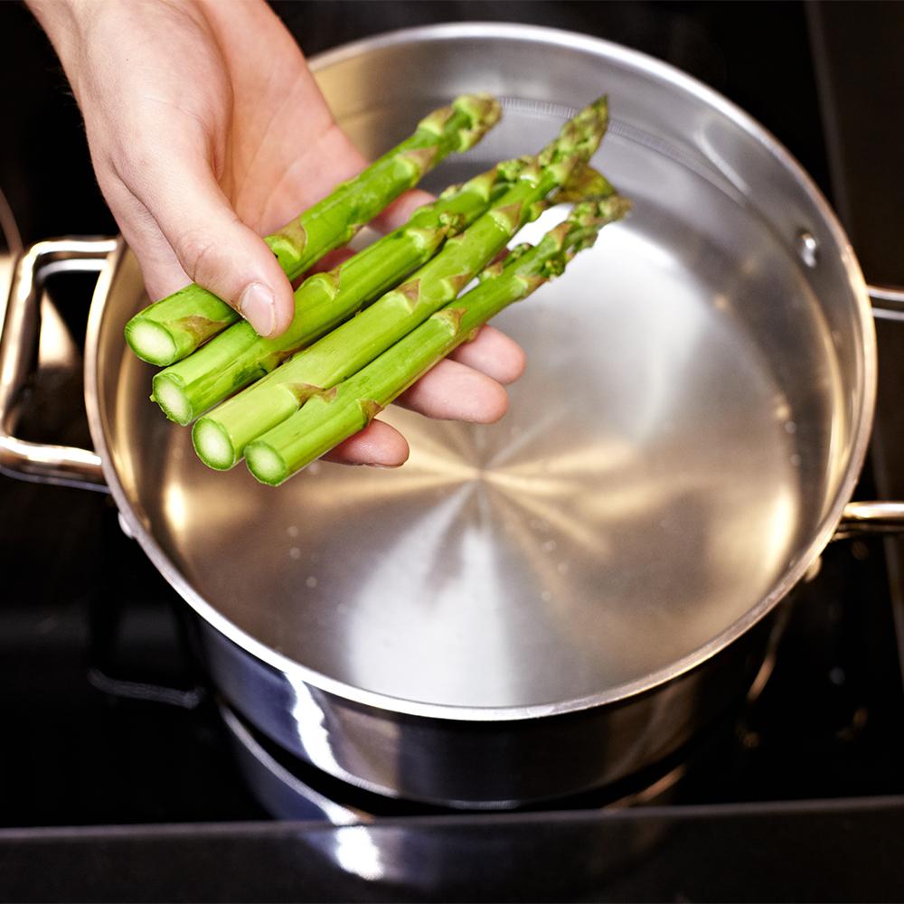 Comment blanchir les l gumes en tapes cuisine et nutrition pratico pr - Blanchir legumes avant congelation ...