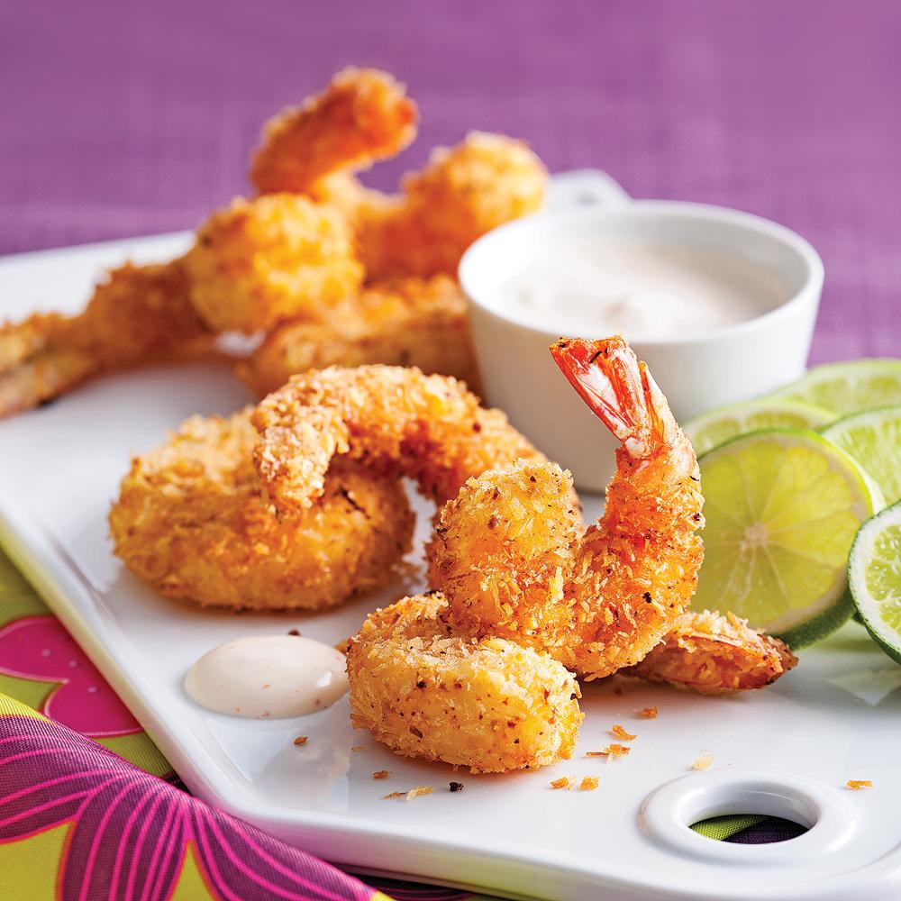 Crevettes coco panko recettes cuisine et nutrition for Cuisine pratique