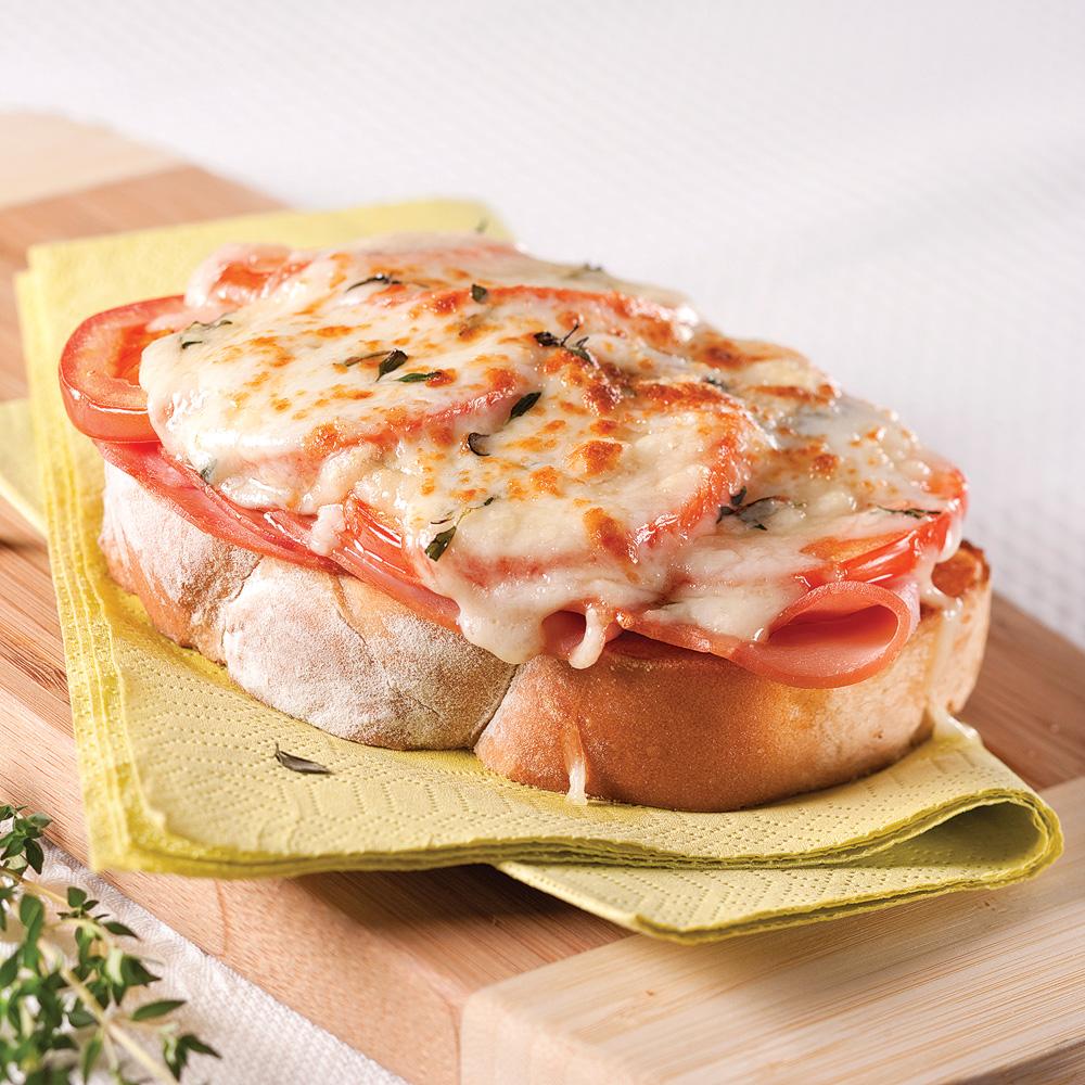 croque monsieur jambon tomates recettes cuisine et. Black Bedroom Furniture Sets. Home Design Ideas