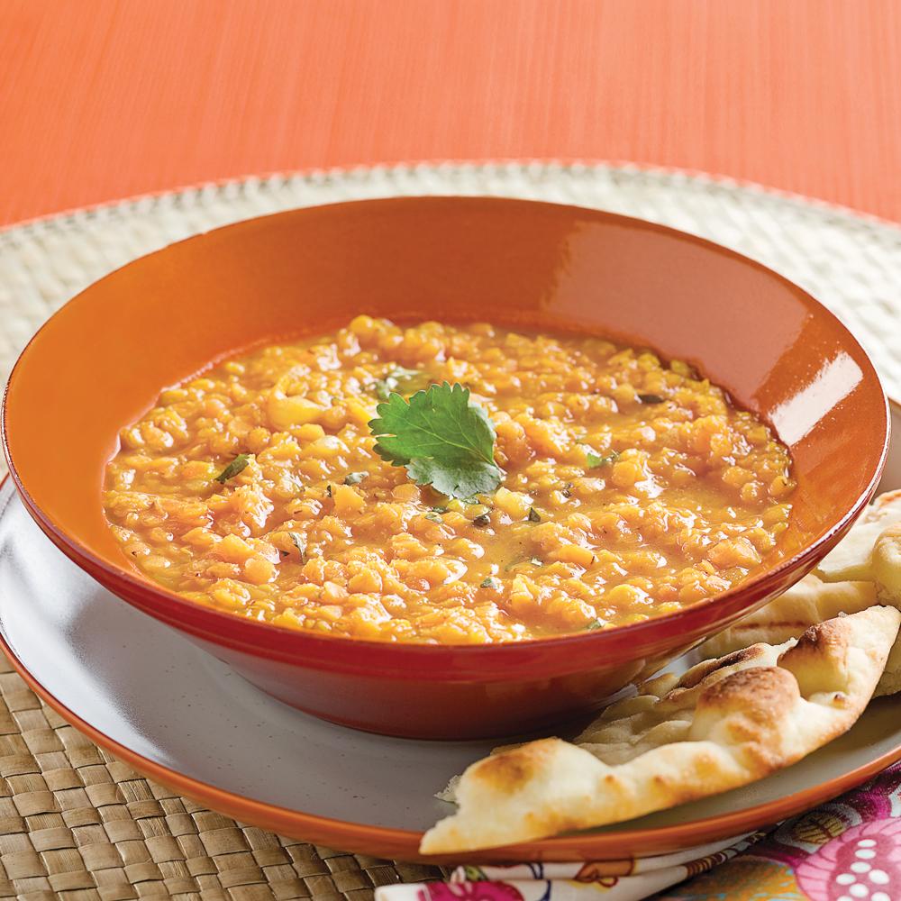 Dhal indien la mijoteuse recettes cuisine et - Cuisine a la mijoteuse ...