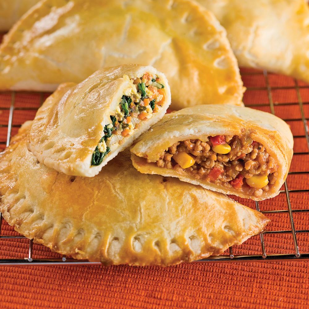 Empanadas la mexicaine recettes cuisine et nutrition for Cuisine mexicaine