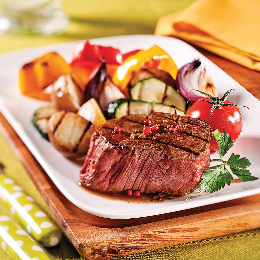 Chambre Simple Chambre Double Difference : Filets mignons au vin rouge et poivre rose  Recettes  Cuisine et