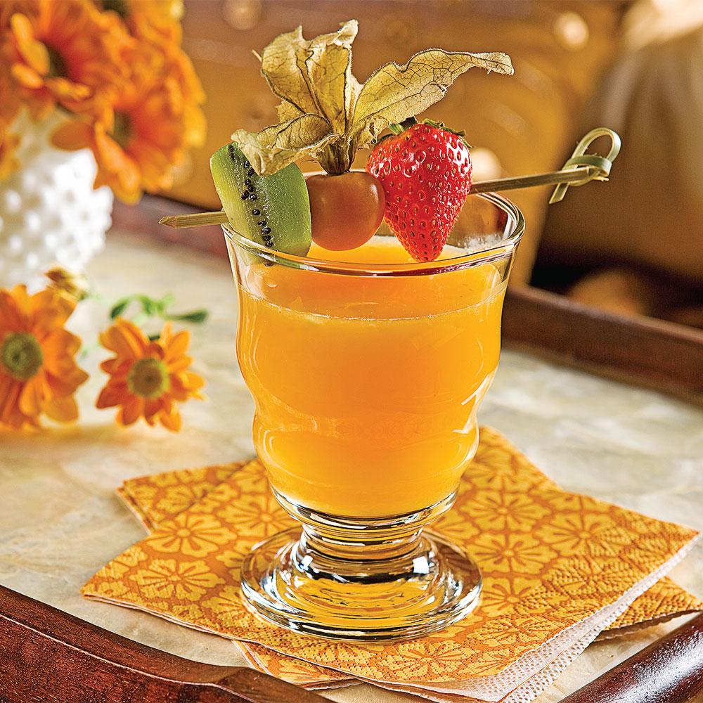 Jus frais aux trois fruits recettes cuisine et - Conservation jus de fruit frais ...