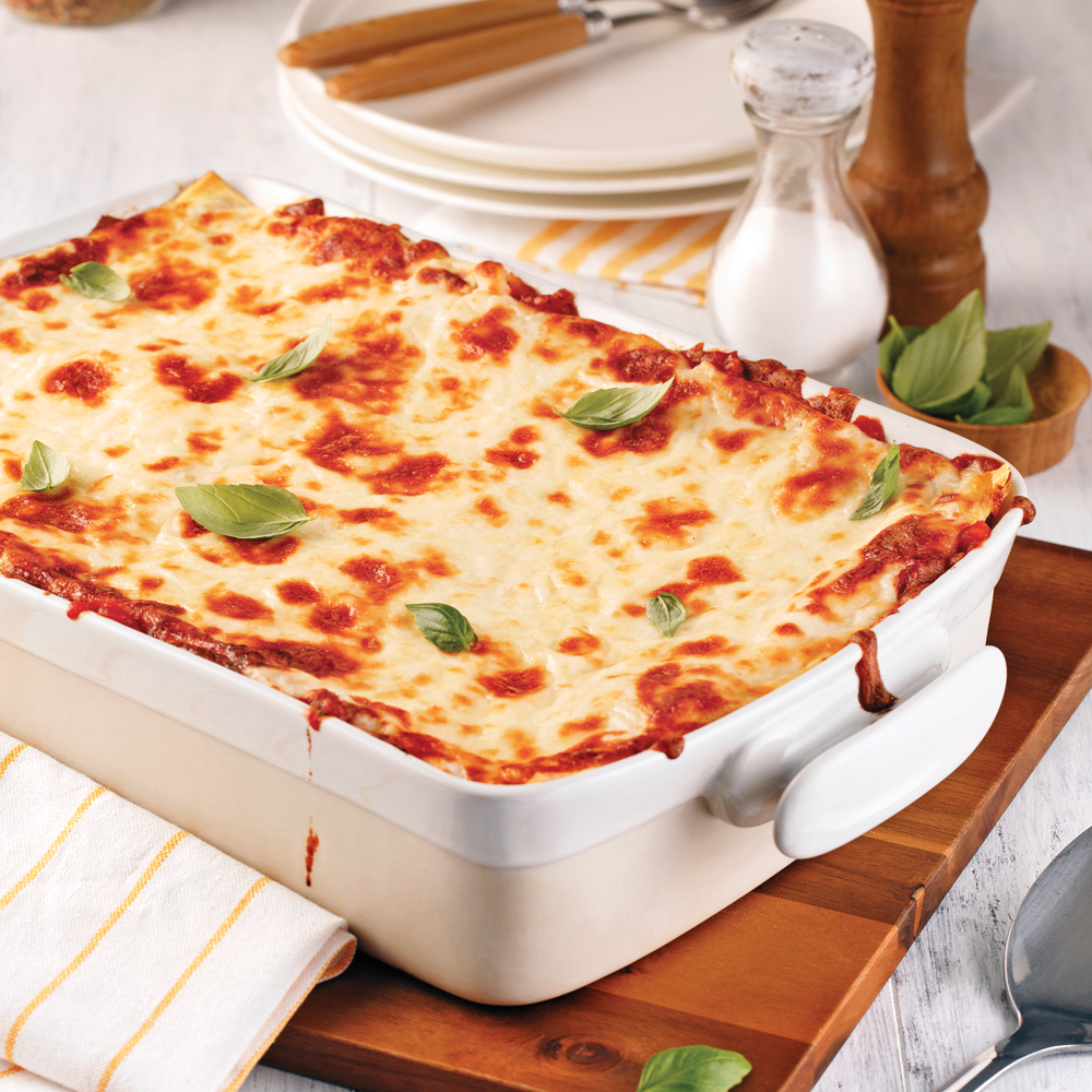 lasagne sauce bolognaise aux champignons recettes cuisine et nutrition pratico pratique. Black Bedroom Furniture Sets. Home Design Ideas