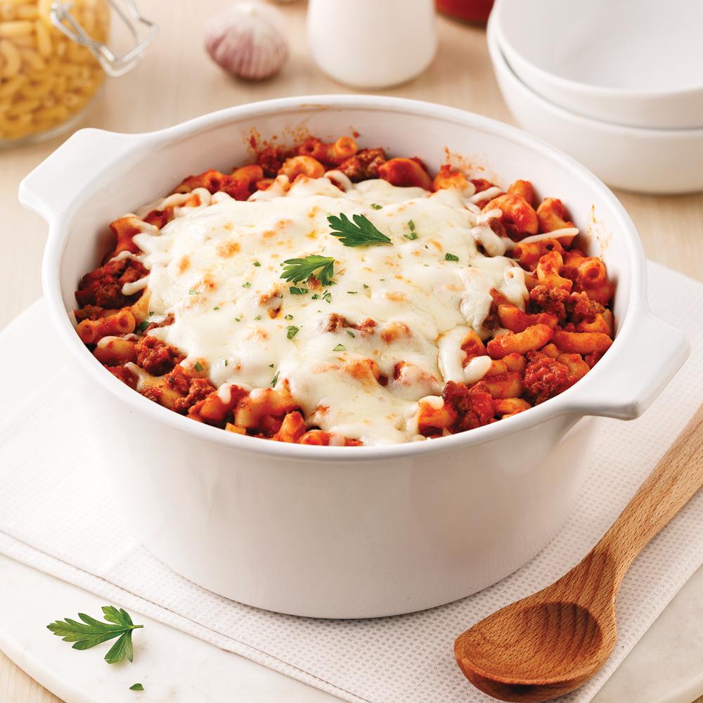 macaroni au boeuf au micro ondes recettes cuisine et. Black Bedroom Furniture Sets. Home Design Ideas