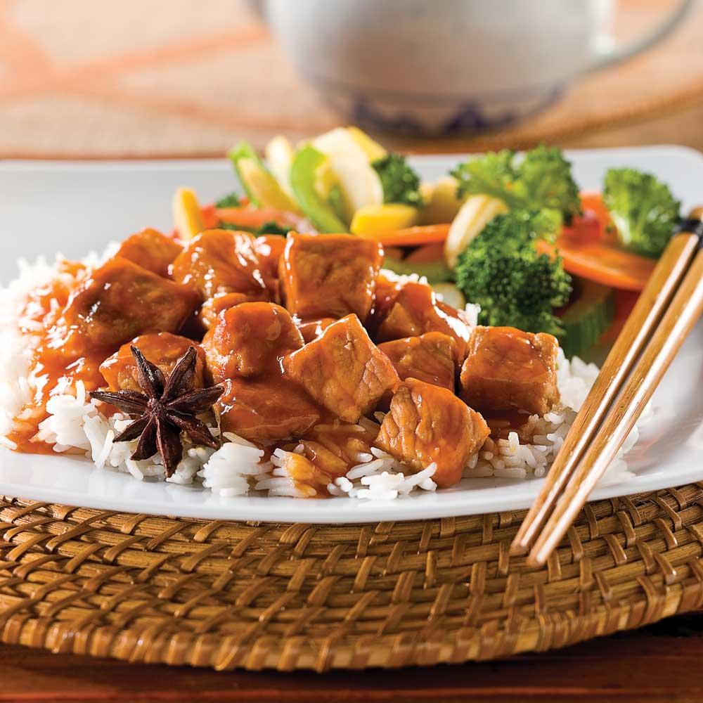 Mijot de porc la chinoise recettes cuisine et for Apprendre cuisine chinoise