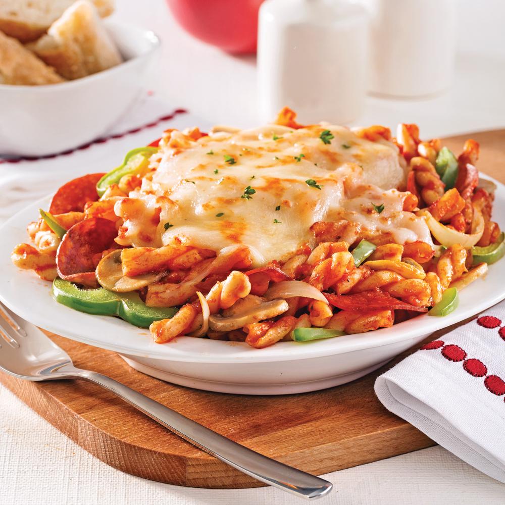 P tes style pizza recettes cuisine et nutrition - Portion pates par personne ...