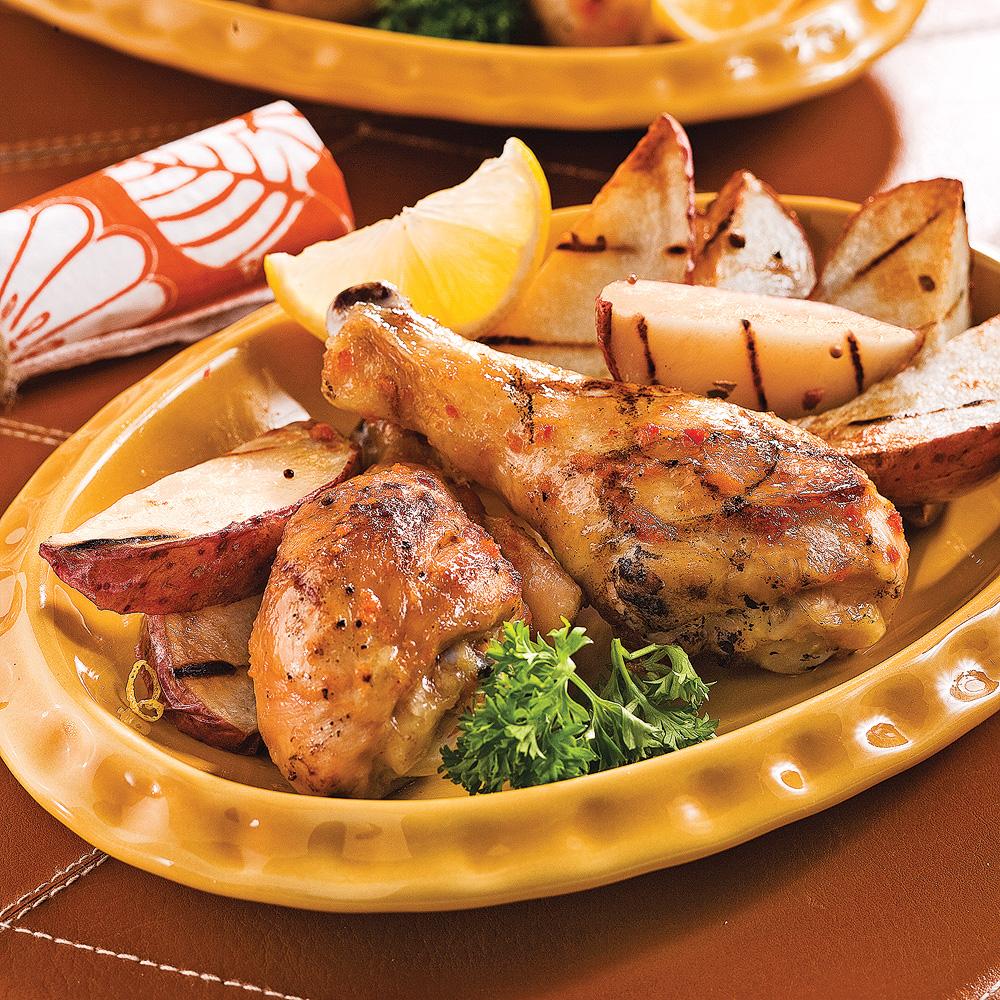 Pilons de poulet piquants la portugaise recettes - Livre cuisine portugaise ...