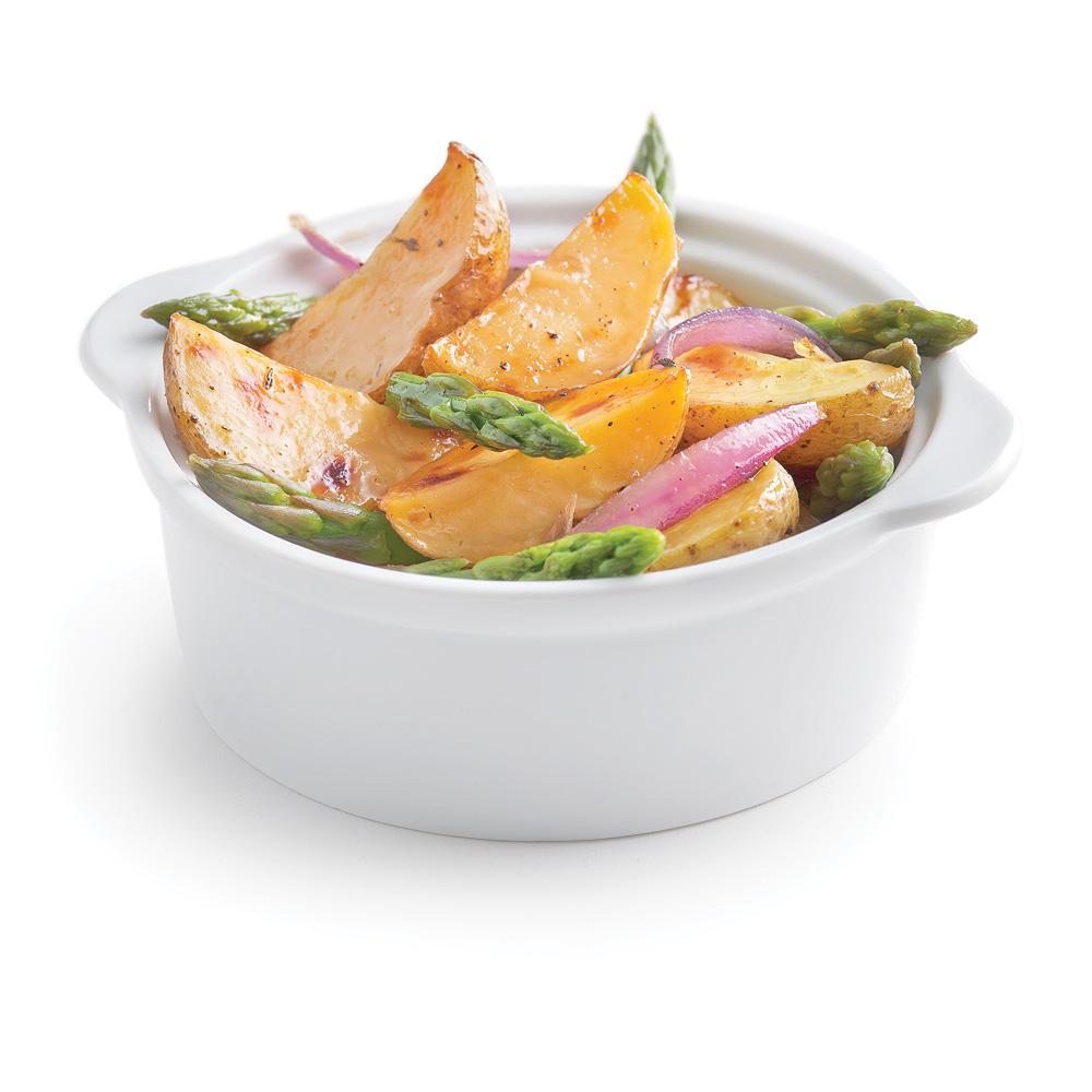 pommes de terre au sirop d 39 rable recettes cuisine et nutrition pratico pratique. Black Bedroom Furniture Sets. Home Design Ideas