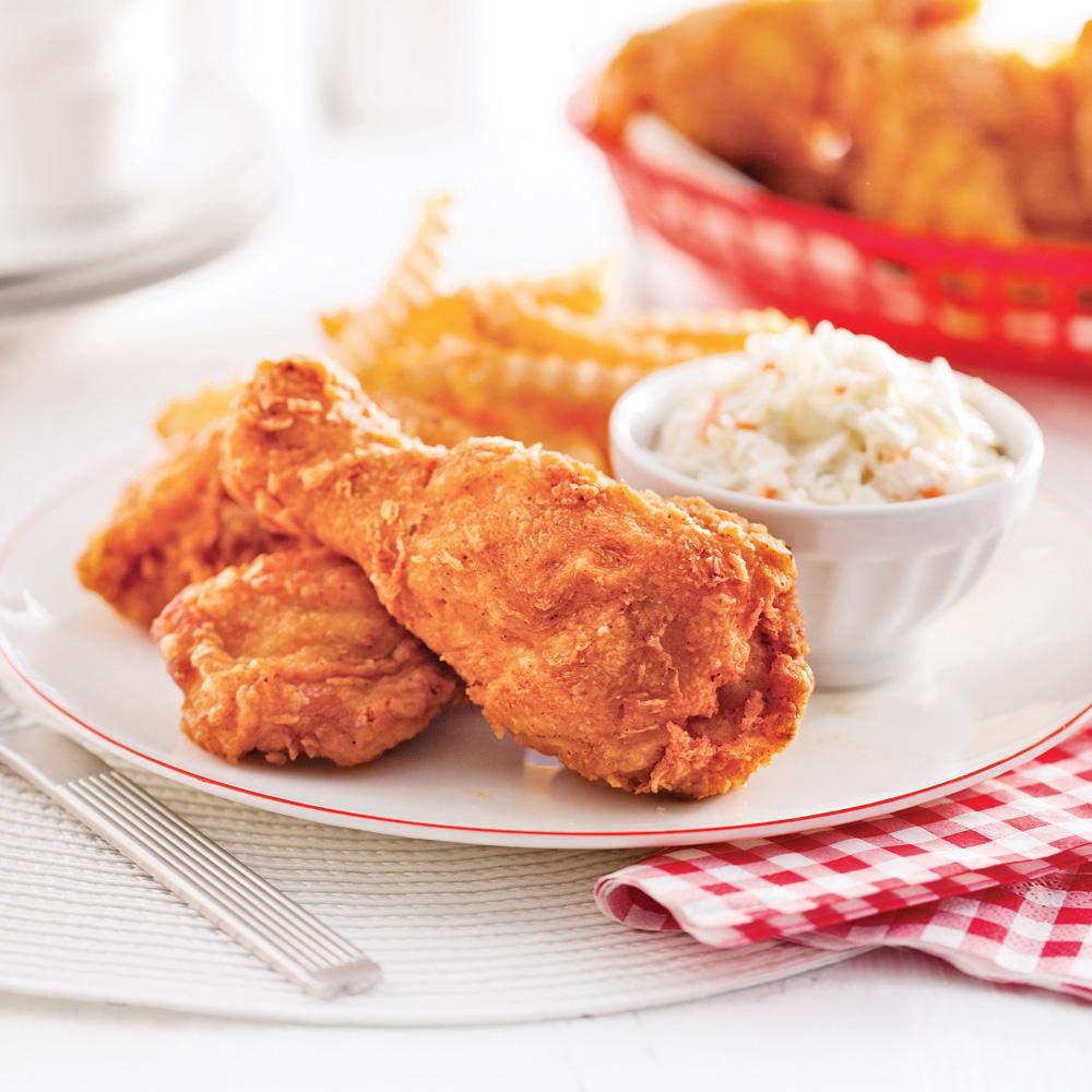 Poulet frit l 39 am ricaine recettes cuisine et - Cuisine a l americaine ...