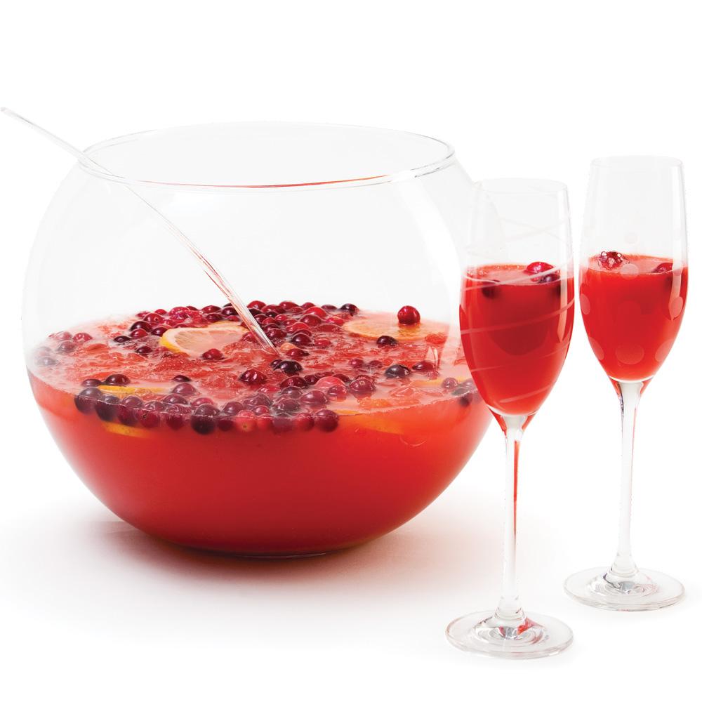 Punch sans alcool aux six fruits recettes cuisine et for Cocktail noel sans alcool