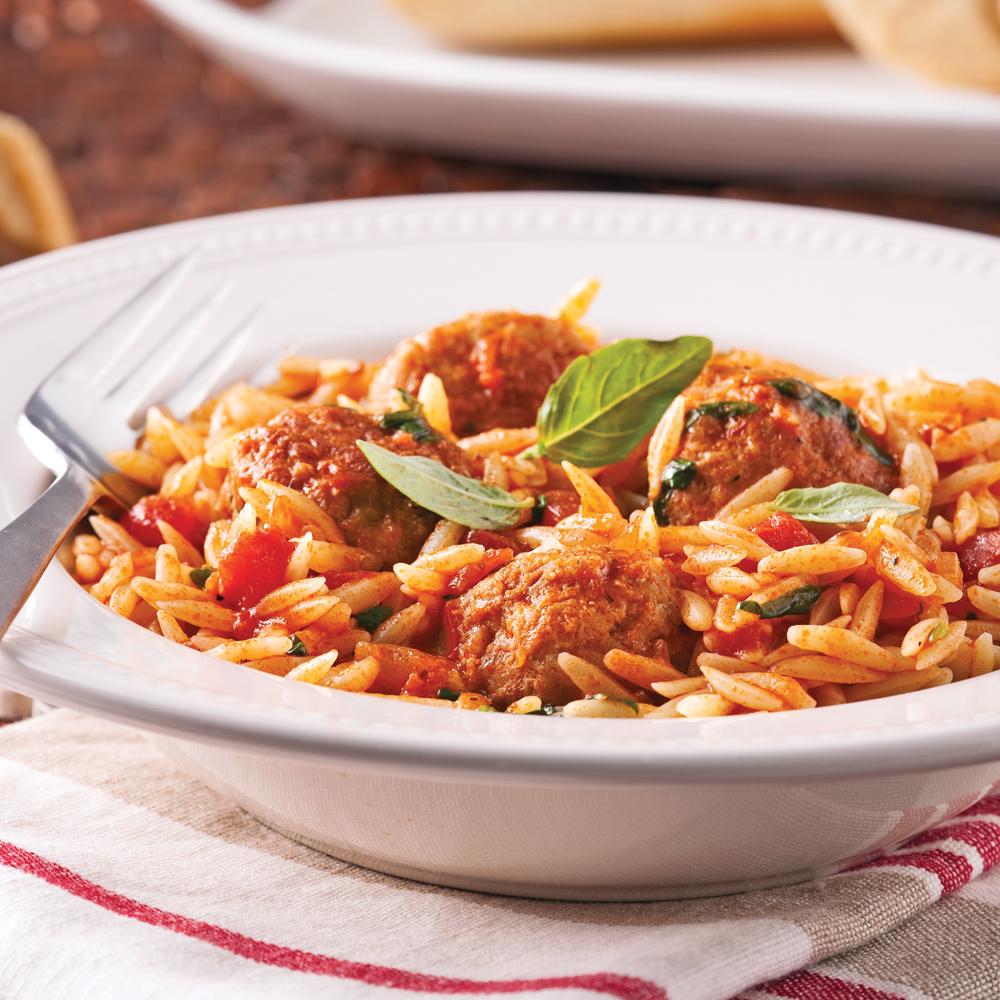 Rago t de boulettes l 39 italienne recettes cuisine et for Cuisine a l italienne