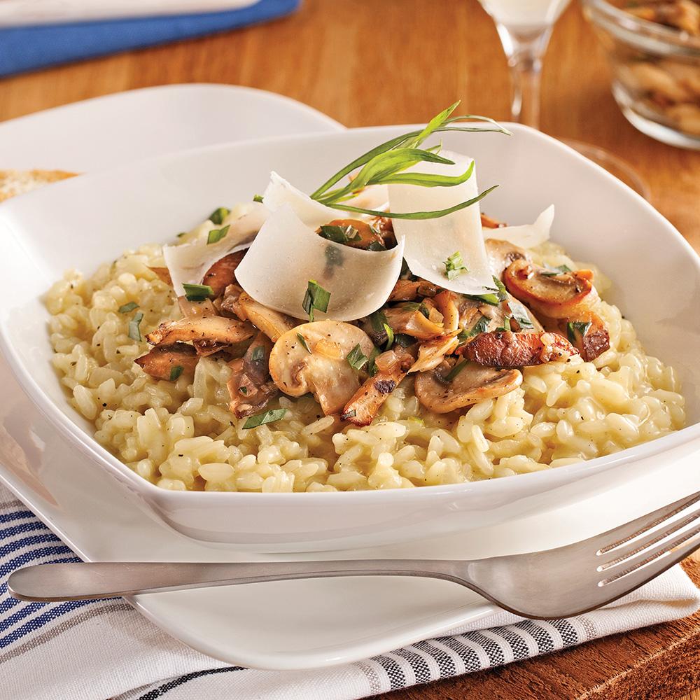 Risotto la milanaise recettes cuisine et nutrition - Cuisine a la mijoteuse ...