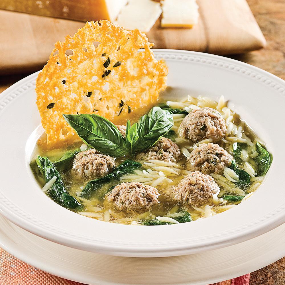 Soupe noces l 39 italienne recettes cuisine et for Cuisine a l italienne