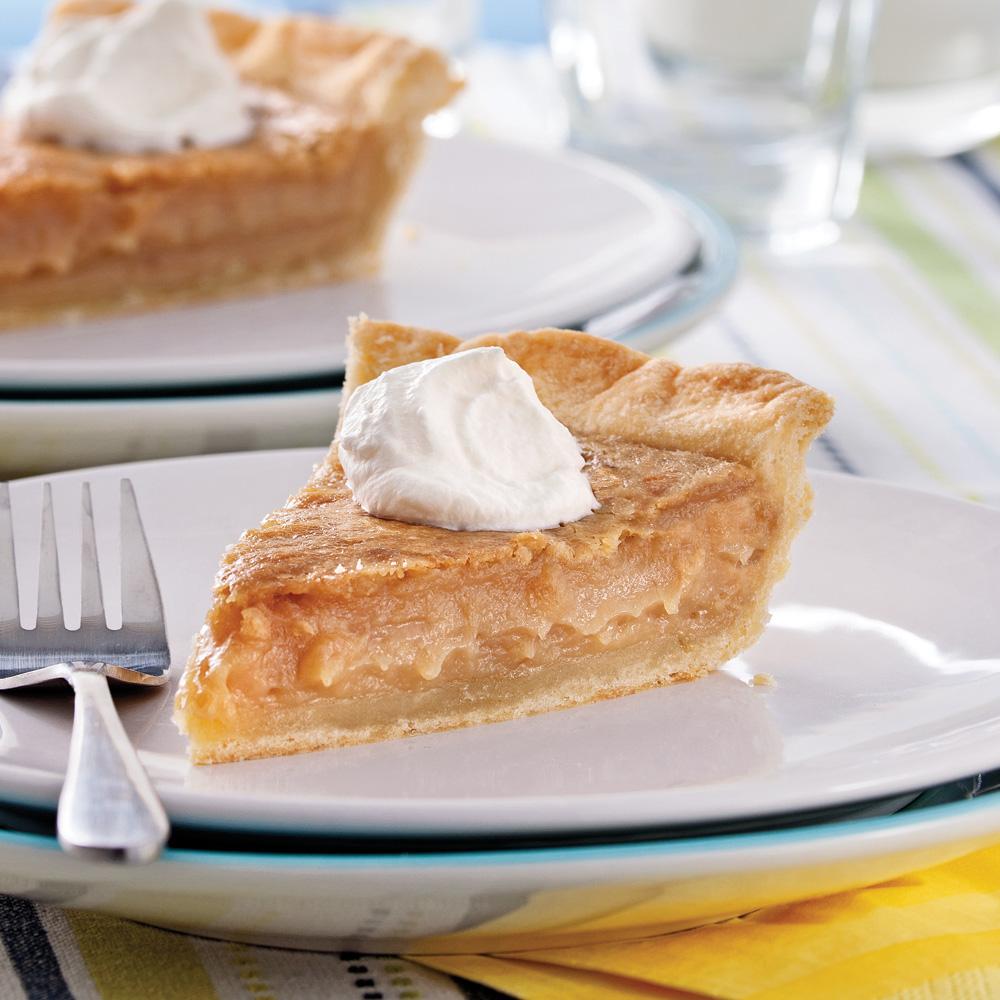Tarte au sucre traditionnelle recettes cuisine et nutrition pratico pratique - Recette tarte normande traditionnelle ...