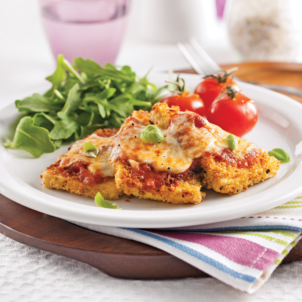 Tofu Parmigiana Recipes — Dishmaps
