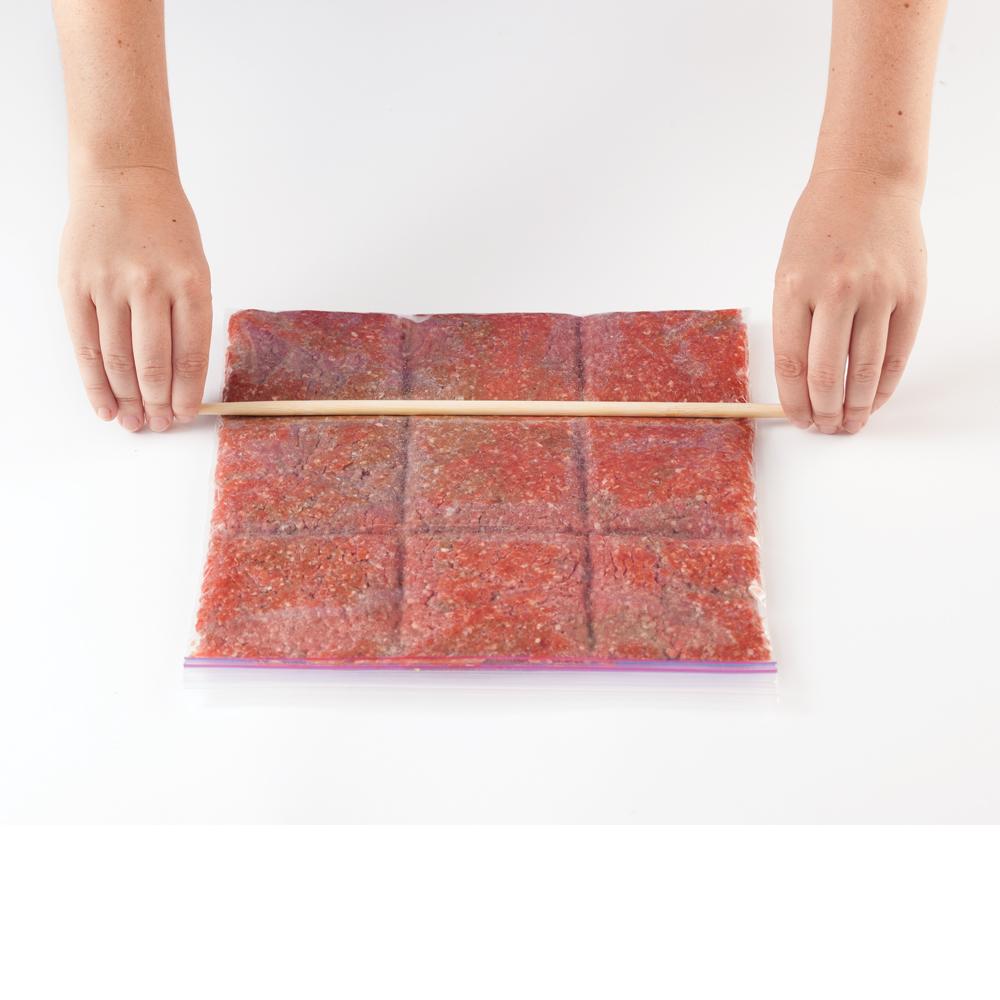Viande hach e comment congeler en portions trucs et - Plat cuisine a congeler ...