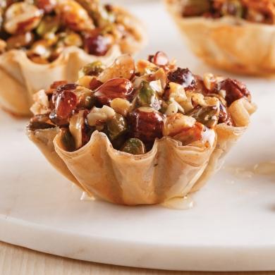 baklavas express desserts recettes 5 15 recettes express 5 15 pratico pratique