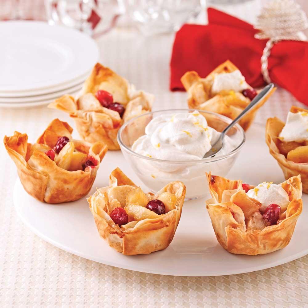 bouch 233 es aux pommes et p 226 te d amandes desserts recettes 5 15 recettes express 5 15