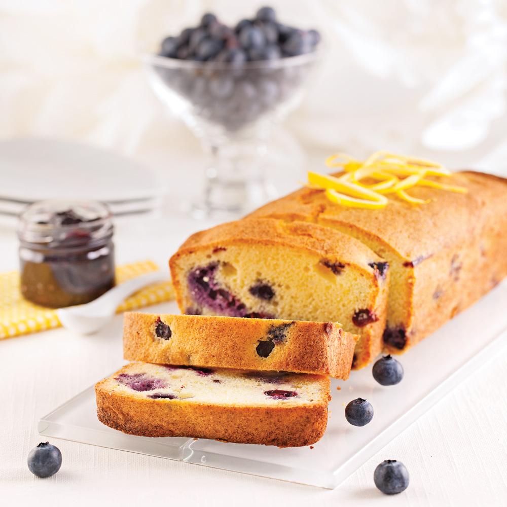 Quatre quarts marbr aux bleuets desserts recettes 5 15 recettes express 5 15 pratico - Recettes rapides 10 a 15 minutes maxi ...