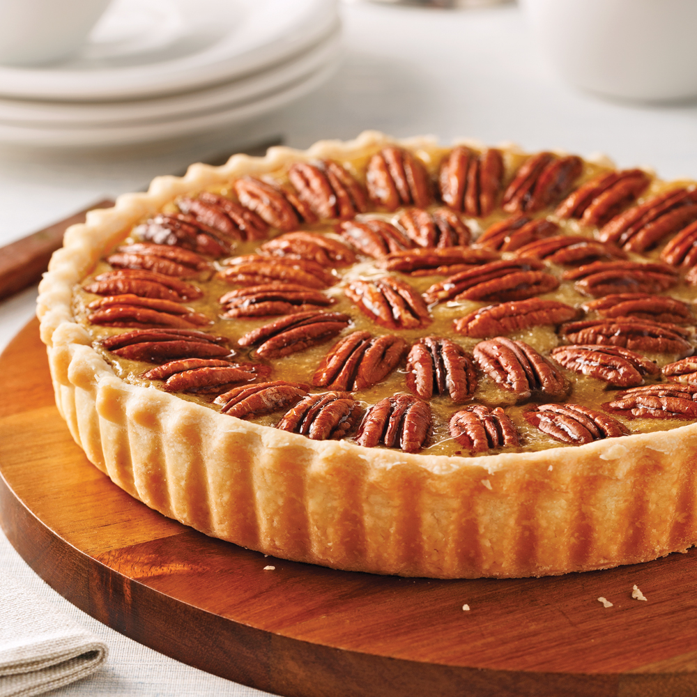 Tarte aux pacanes desserts recettes 5 15 recettes for Cuisine 5 15